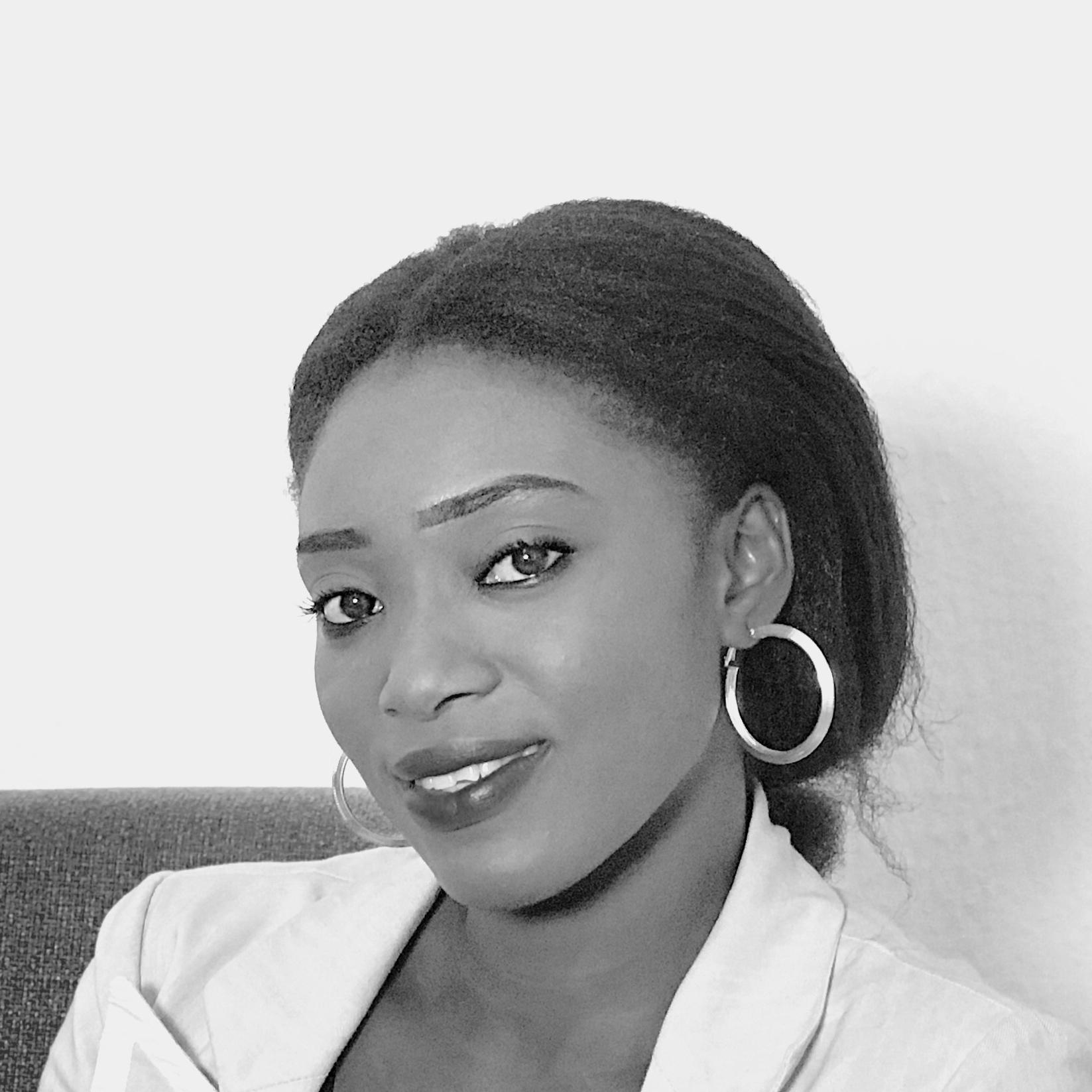 Blessing Shedrack - Community Host, Ikoyi
