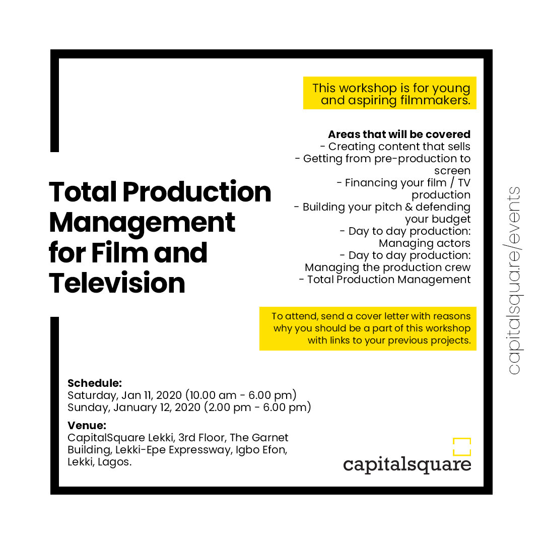 Total Production Management for Film and Television ...
