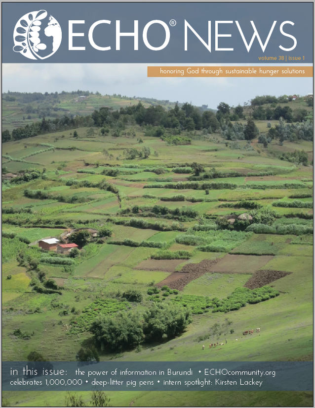 ECHO News January 2015