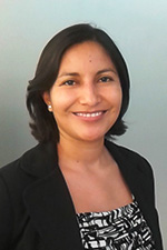 Cecilia Gonzalez,  Latin America & Caribbean Regional Impact Team Leader