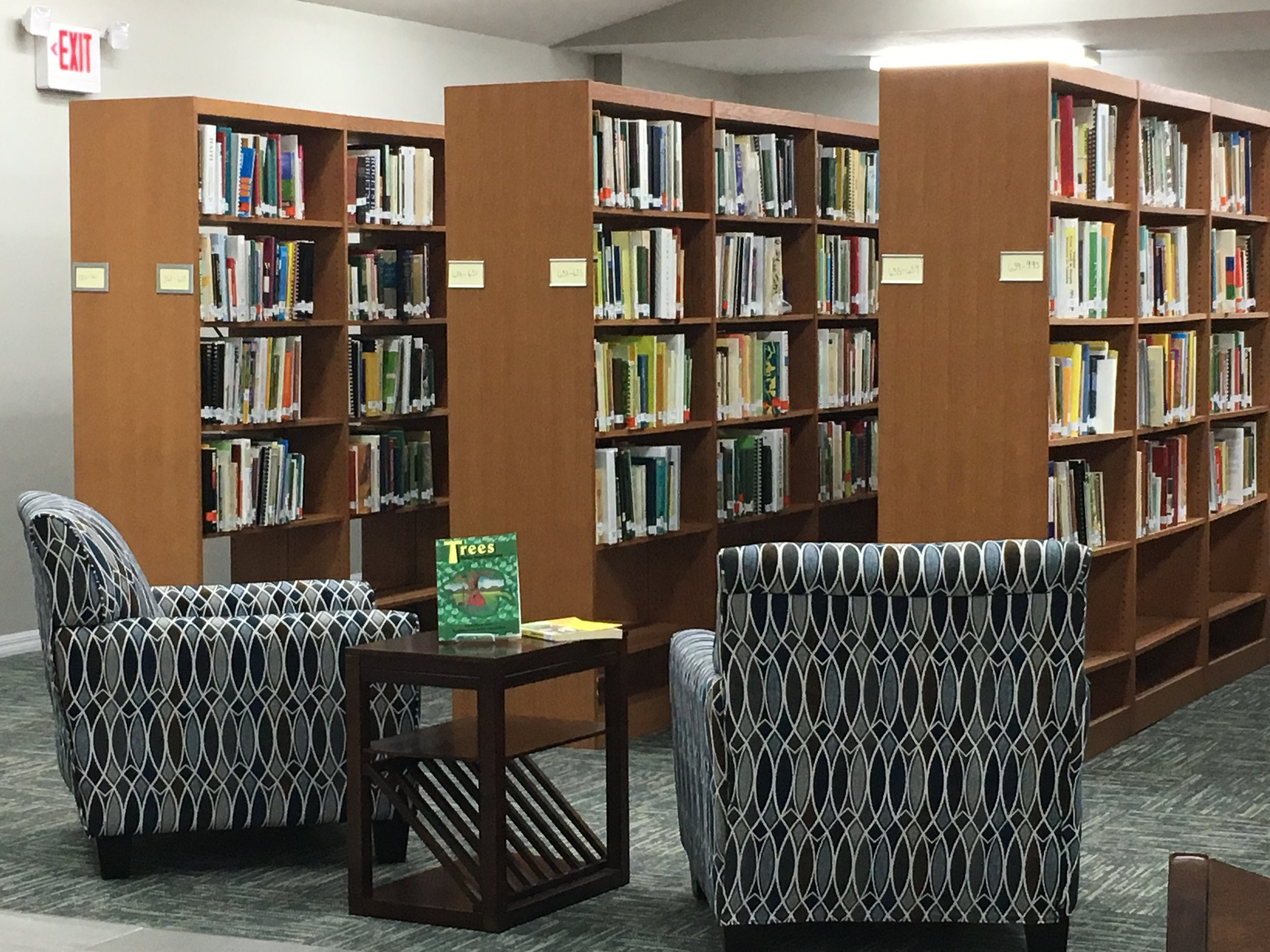 SPECIALIZED LIVING LIBRARY