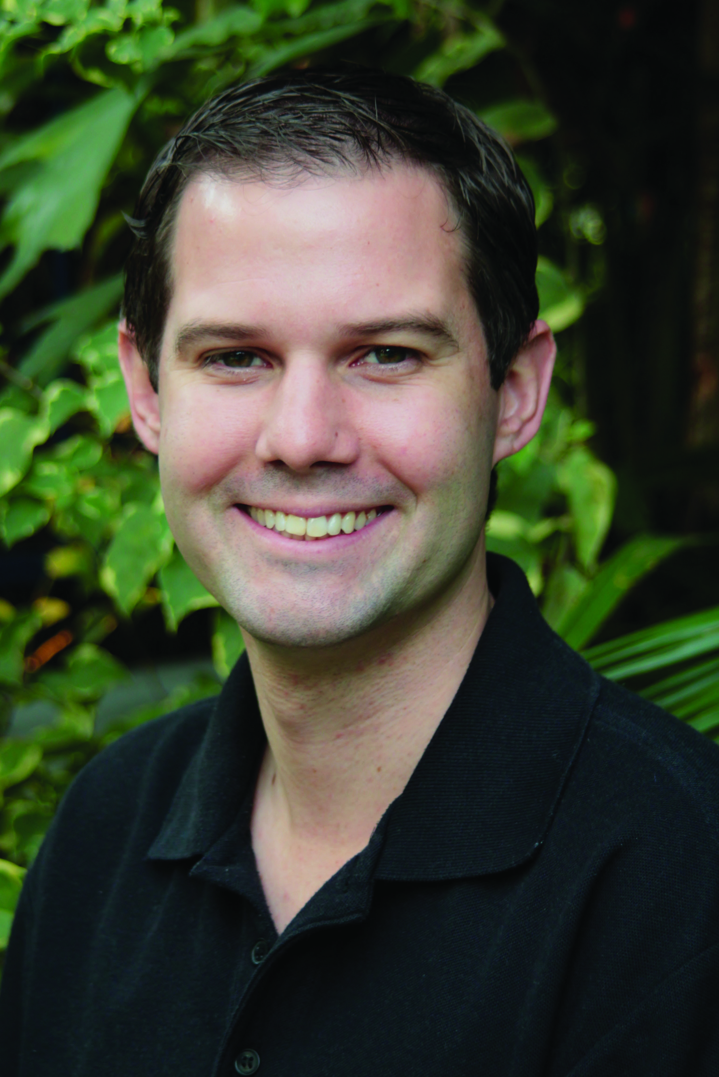 Outgoing Director,  Dr. Abram Bicksler