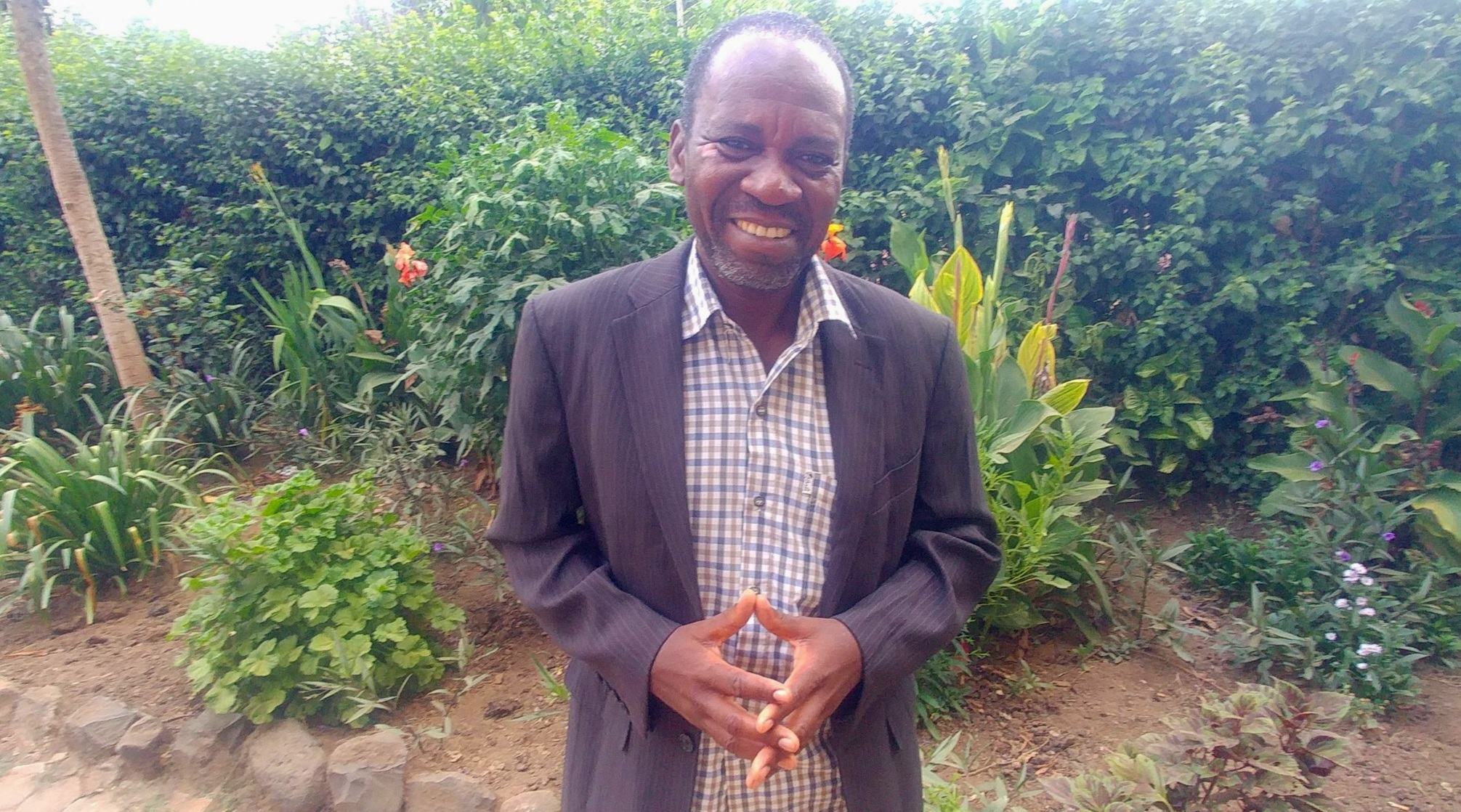 "I was privileged to meet Joseph Alimua during breakfast one morning, a farmer from Uganda. We got to chatting about the week, and he said, ""After this conference, I want to teach the community. I have all this knowledge, but I need to share it. I cannot keep it just to myself. Every one has something. All these farmers have all these resources that they don't know about and aren't using. Manure, animals, plants. Someone just needs to show them. I want to show them what they have."""