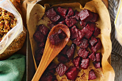 Spicy Garlic-Roasted Beets - DINNER