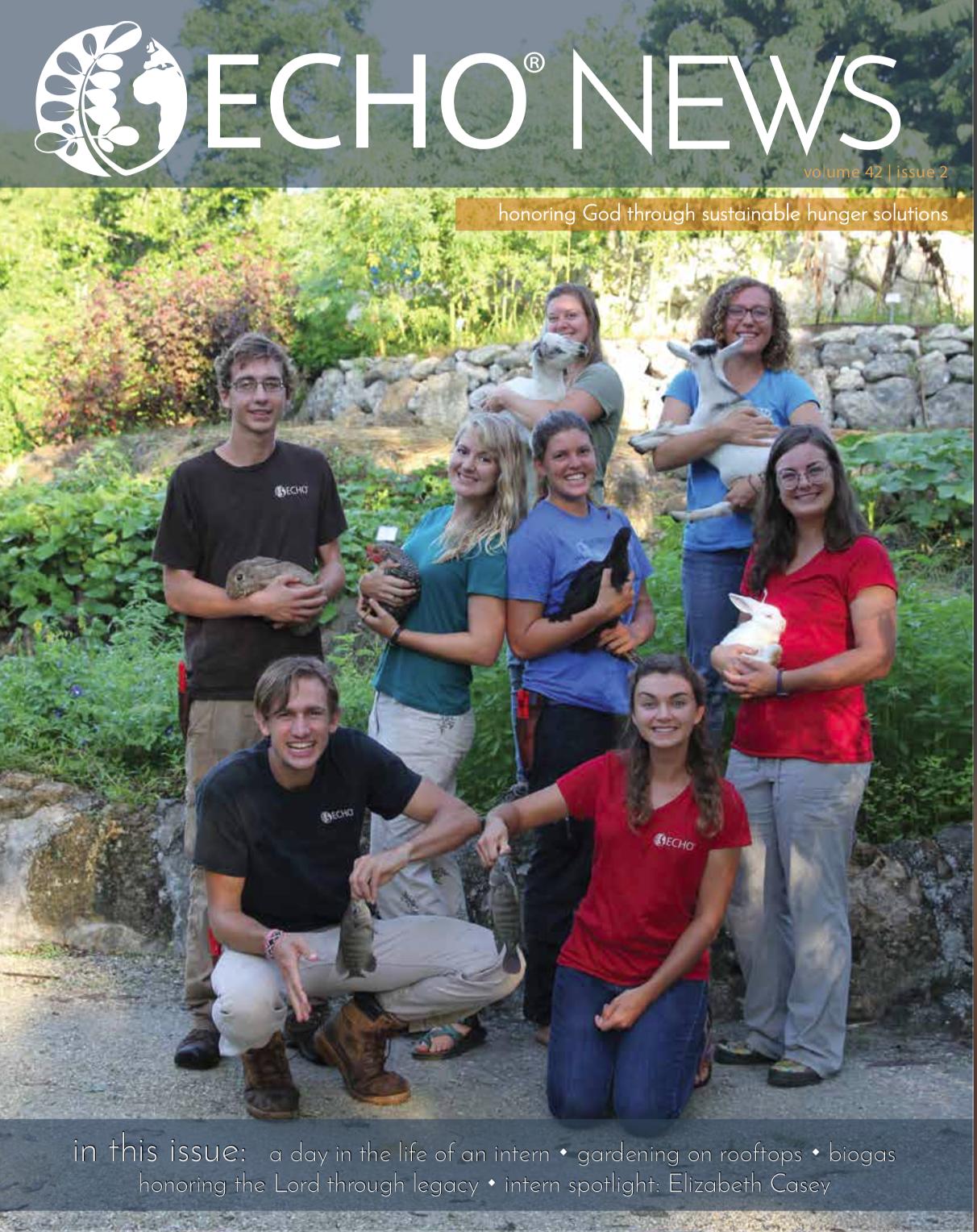 ECHO News April 2019