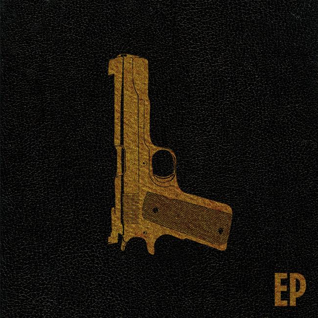 "The ""L"" EP (L.E.P Bogus Boys)  EP artwork  Role: Illustration & Design Blu Roc Records 2010"