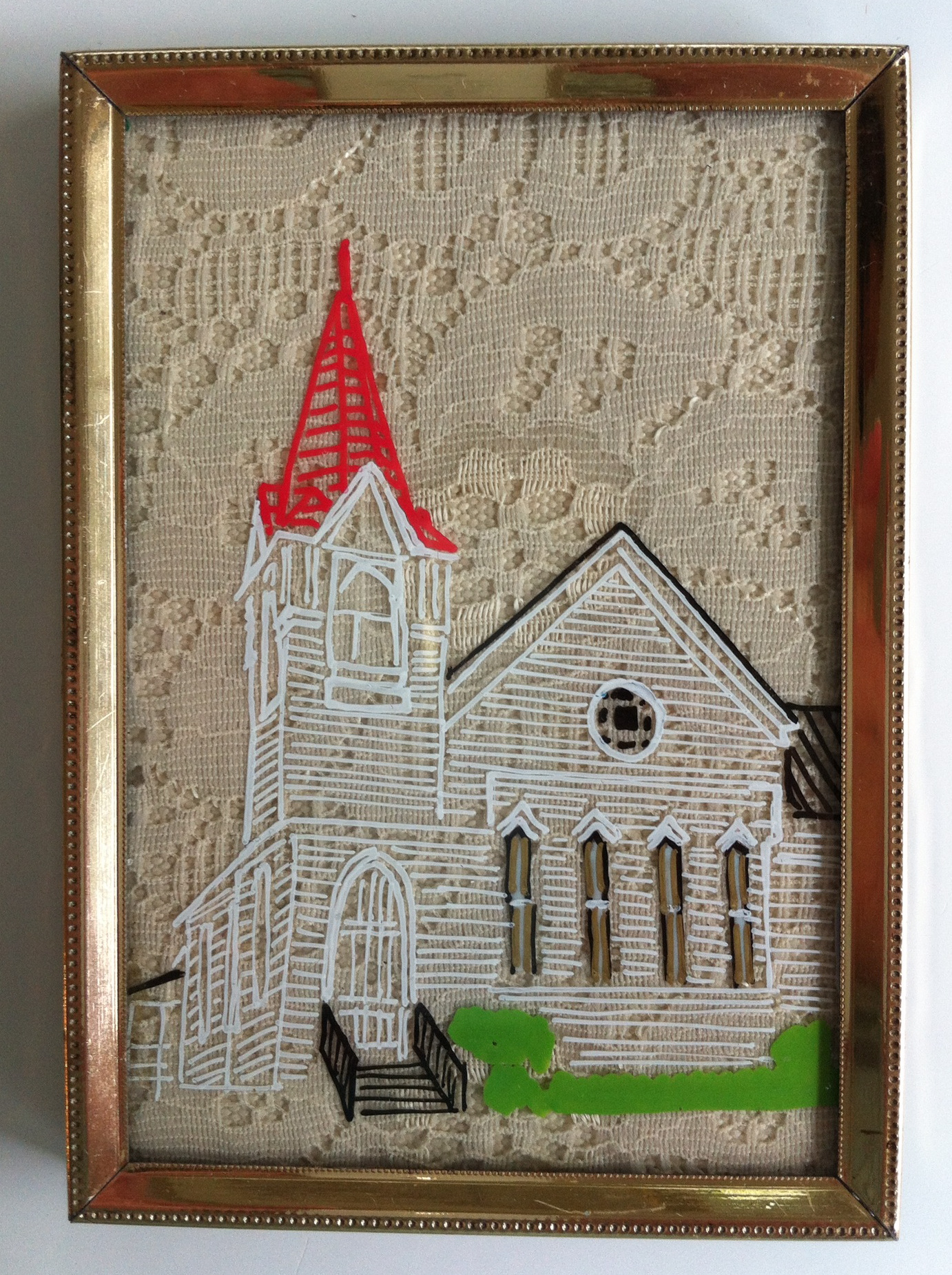 Church on Lace