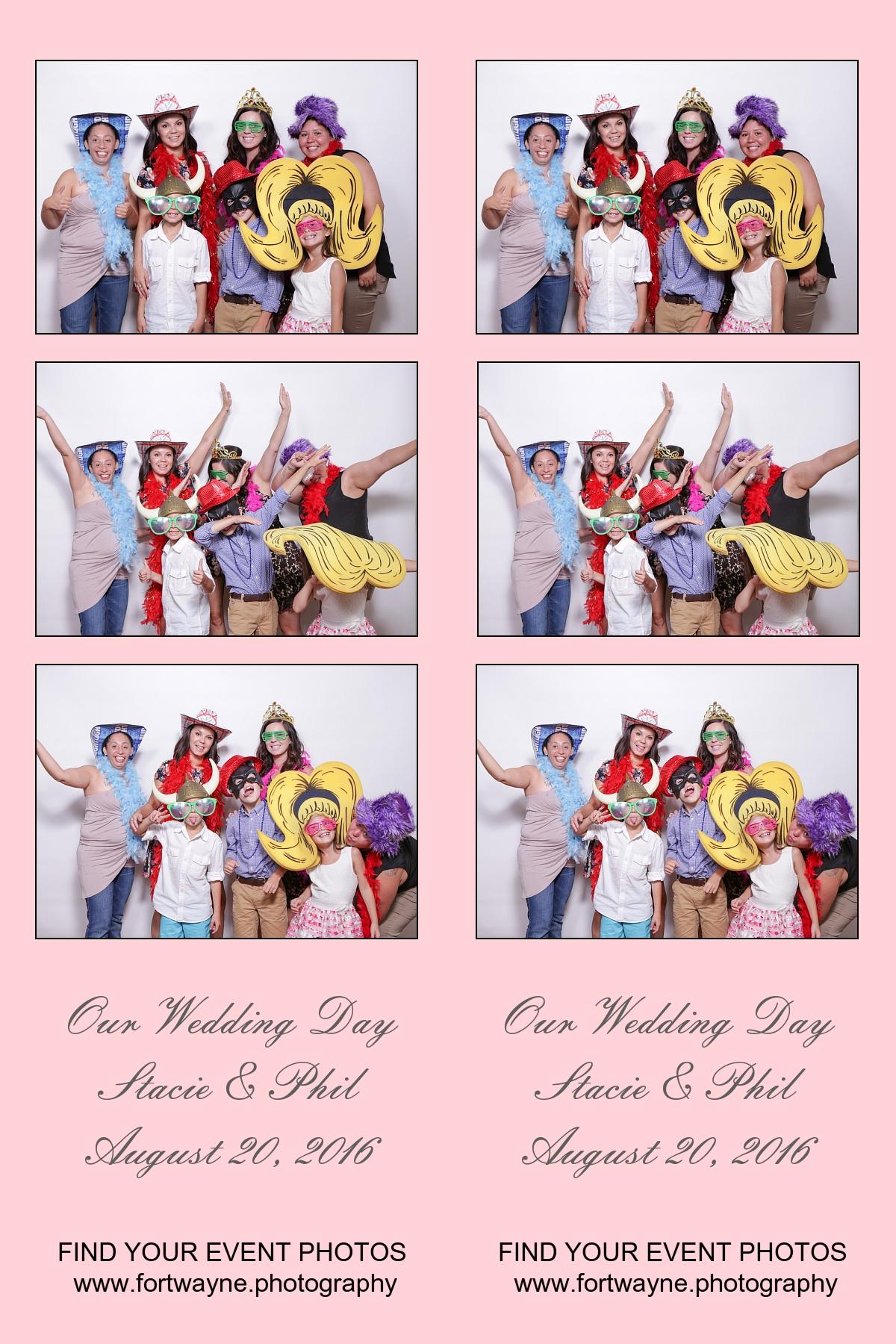 Fort Wayne Photobooth Photo Booth Rental Indiana Ohio Huntington Bluffton Auburn