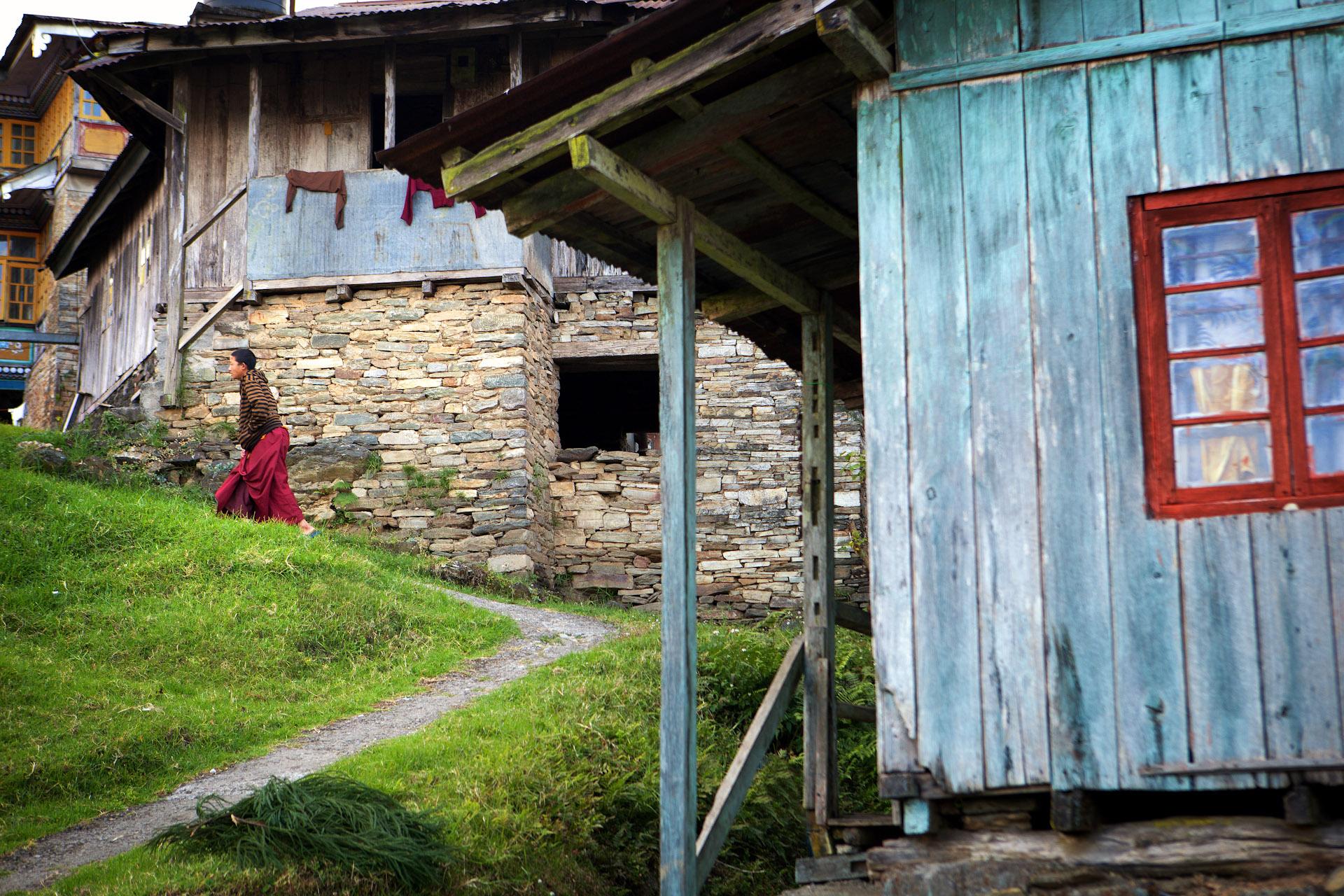 India-Sikkim-Travel-Pemayangtse-Monastery-Monk.JPG