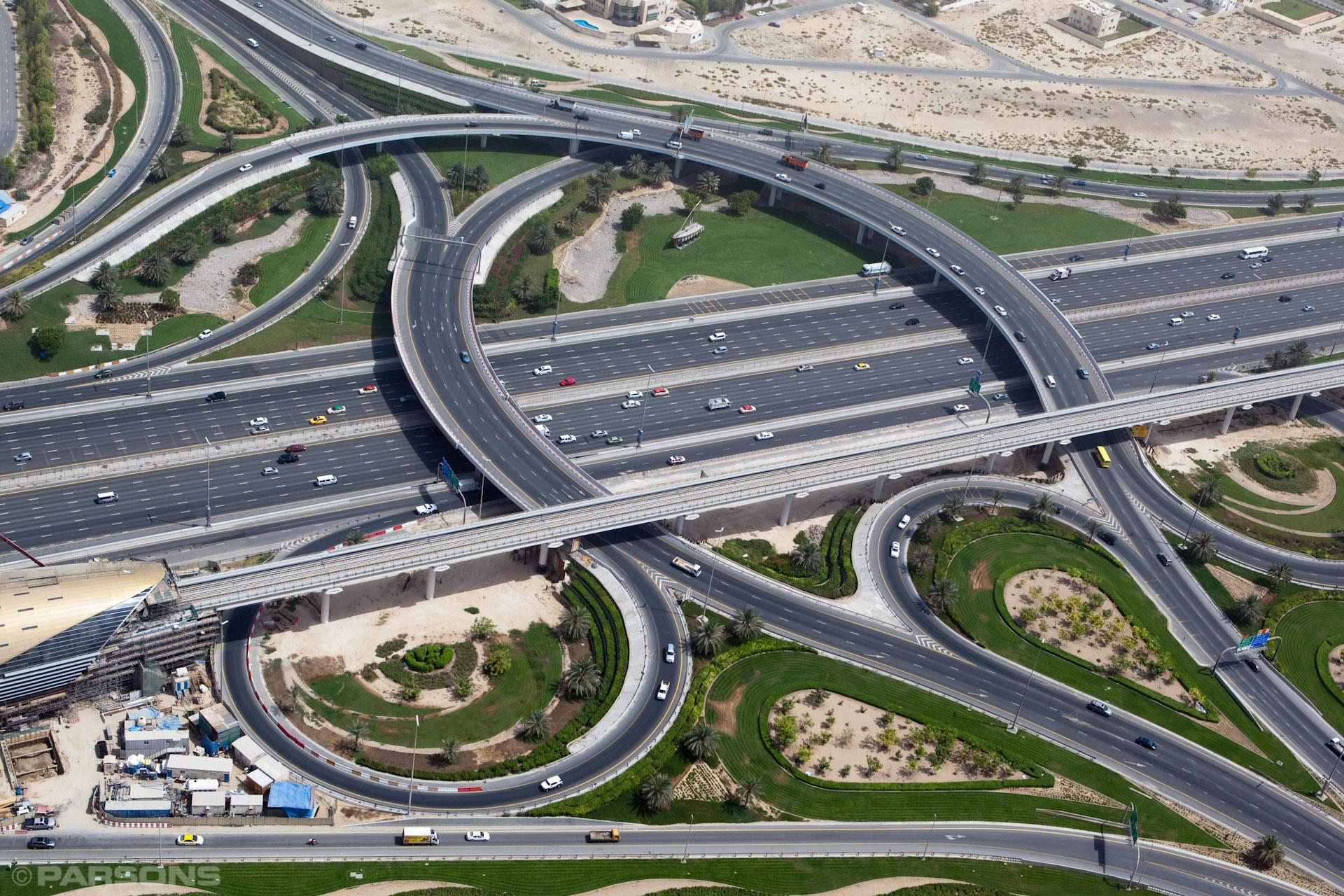 Civil-Engineering-Aerial-Dubai-Sheihk-Zayed-Highway-UAE-1.JPG