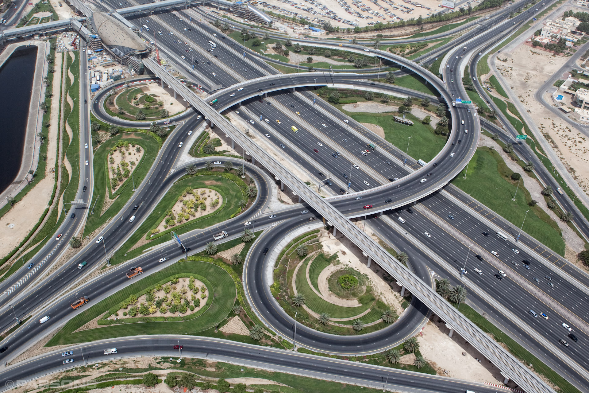 Civil-Engineering-Aerial-Dubai-Sheihk-Zayed-Highway-UAE-2.JPG
