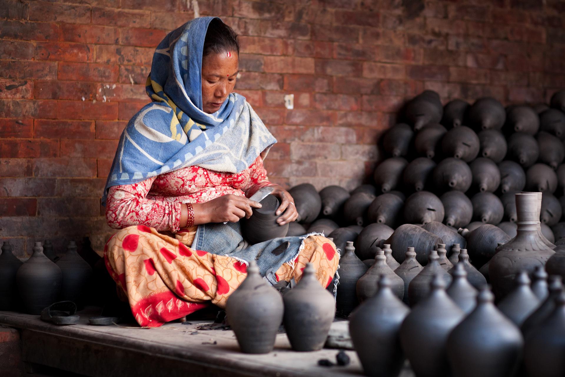 Jason_Bax_Travel_Nepal-Bhaktapur-Pottery.JPG