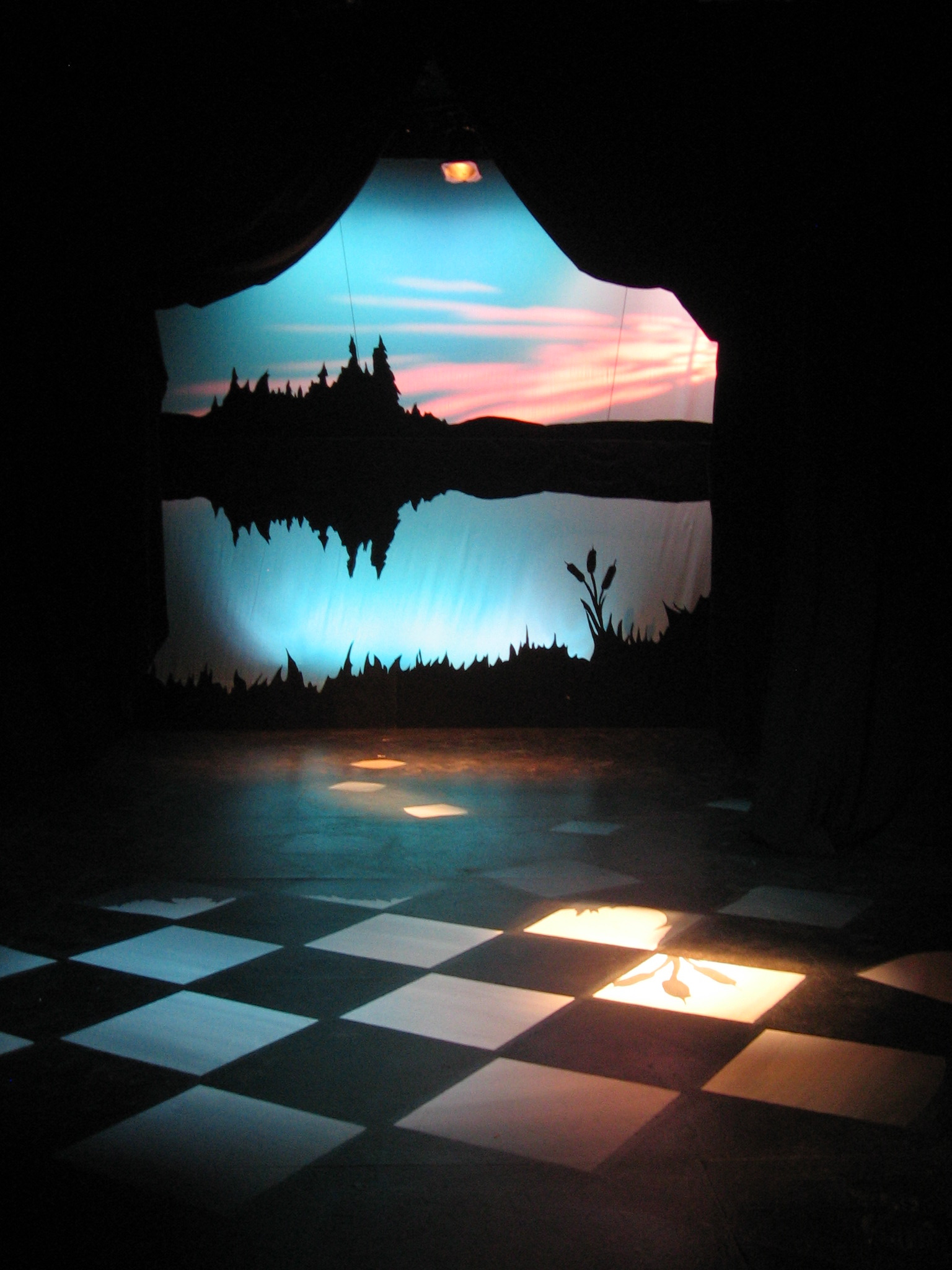 For The Pleasure of Seeing Her Again - Rosebud Theatre/Leapkrog Productions