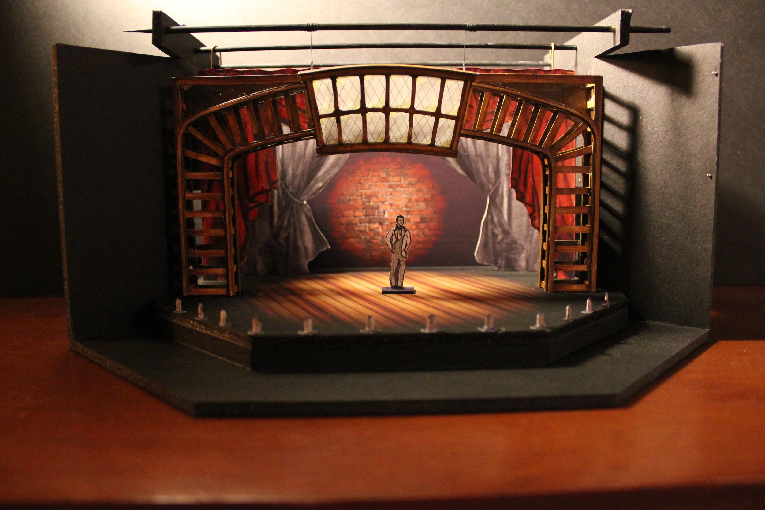 The 39 Steps - Chemainus Theatre Festival