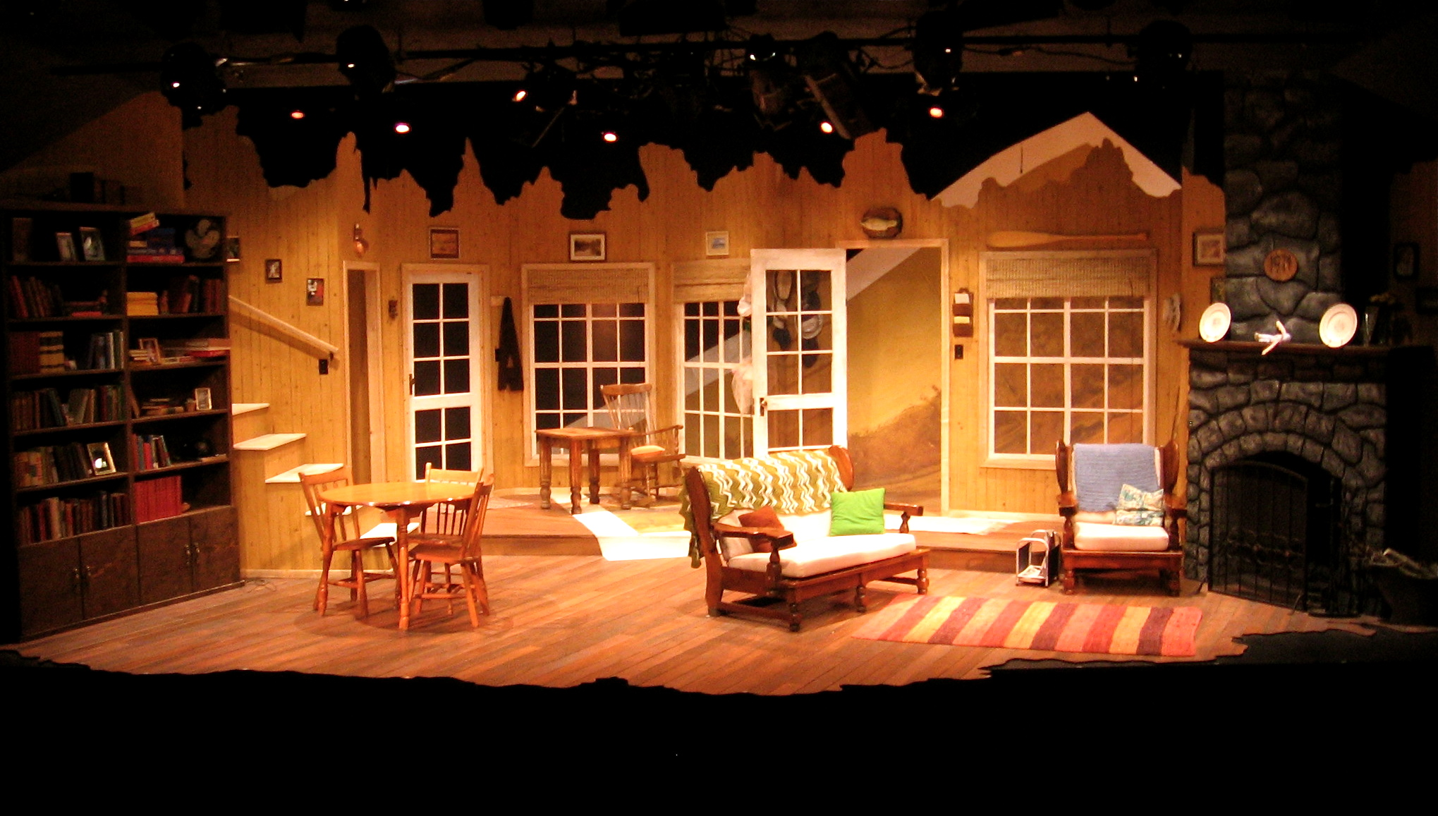 On Golden Pond - Rosebud Theatre