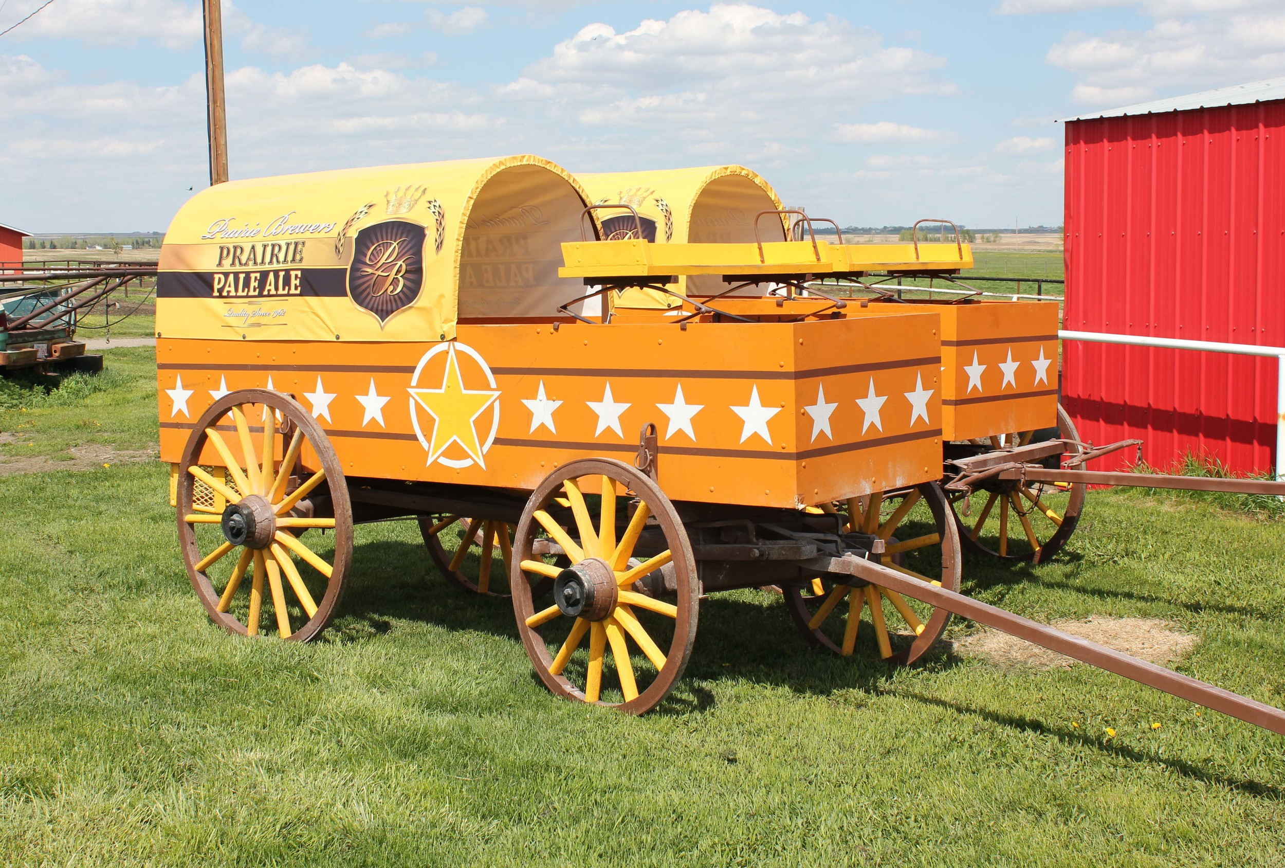 Chuckwagon Design - Heartland Season 5