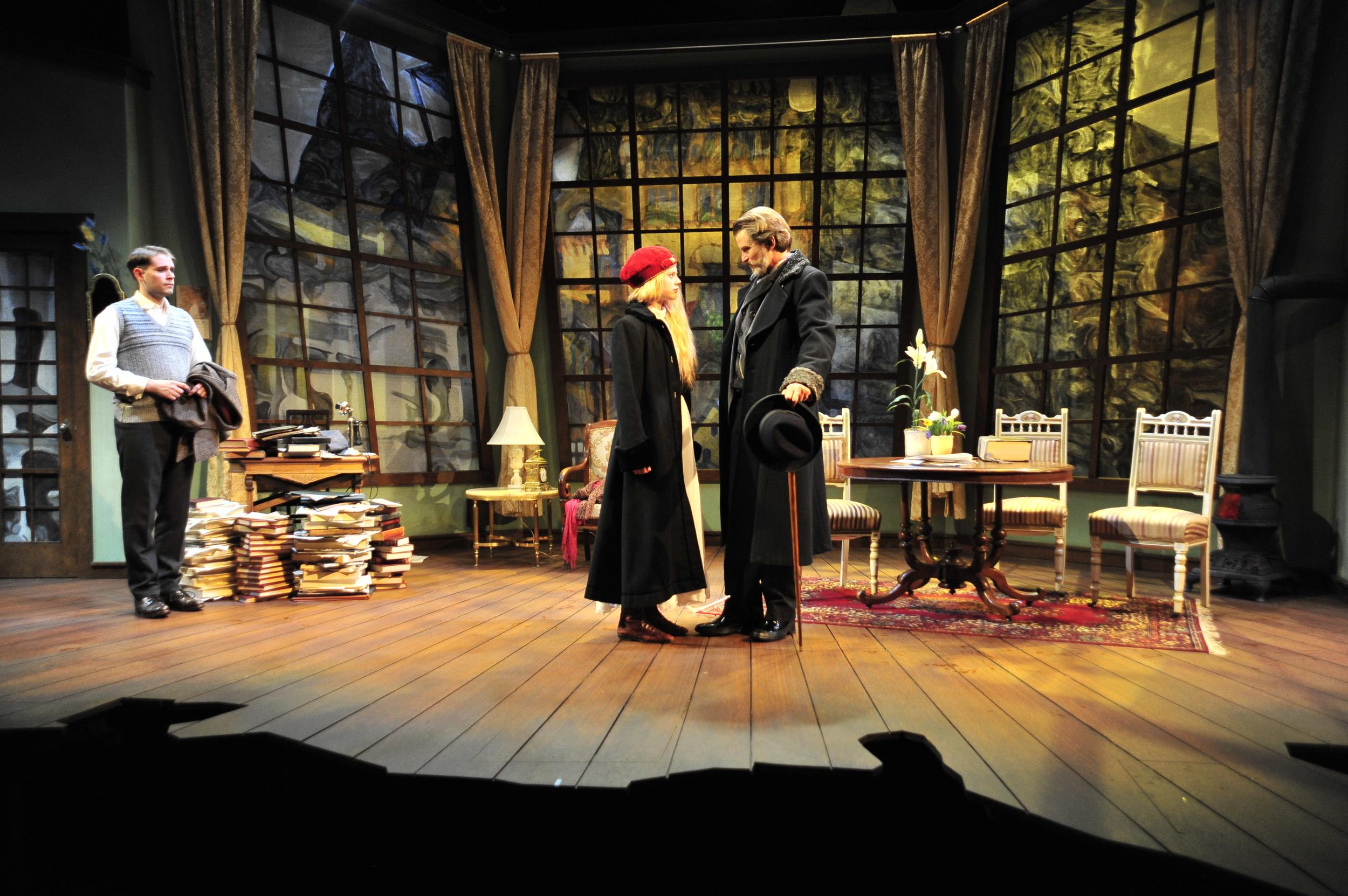 Strindberg's Easter - Chemainus Theatre Festival