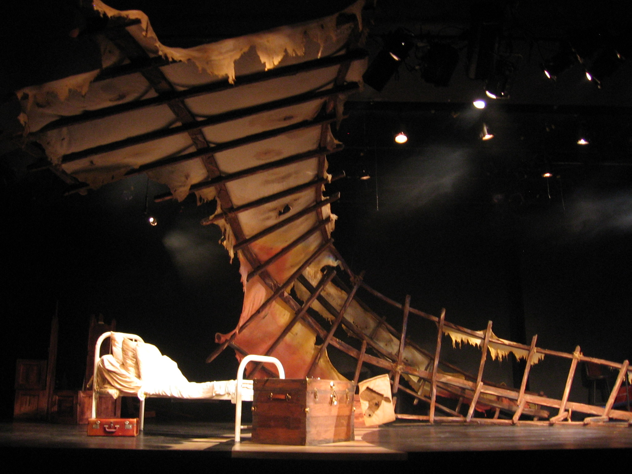 Man of La Mancha - Rosebud Theatre