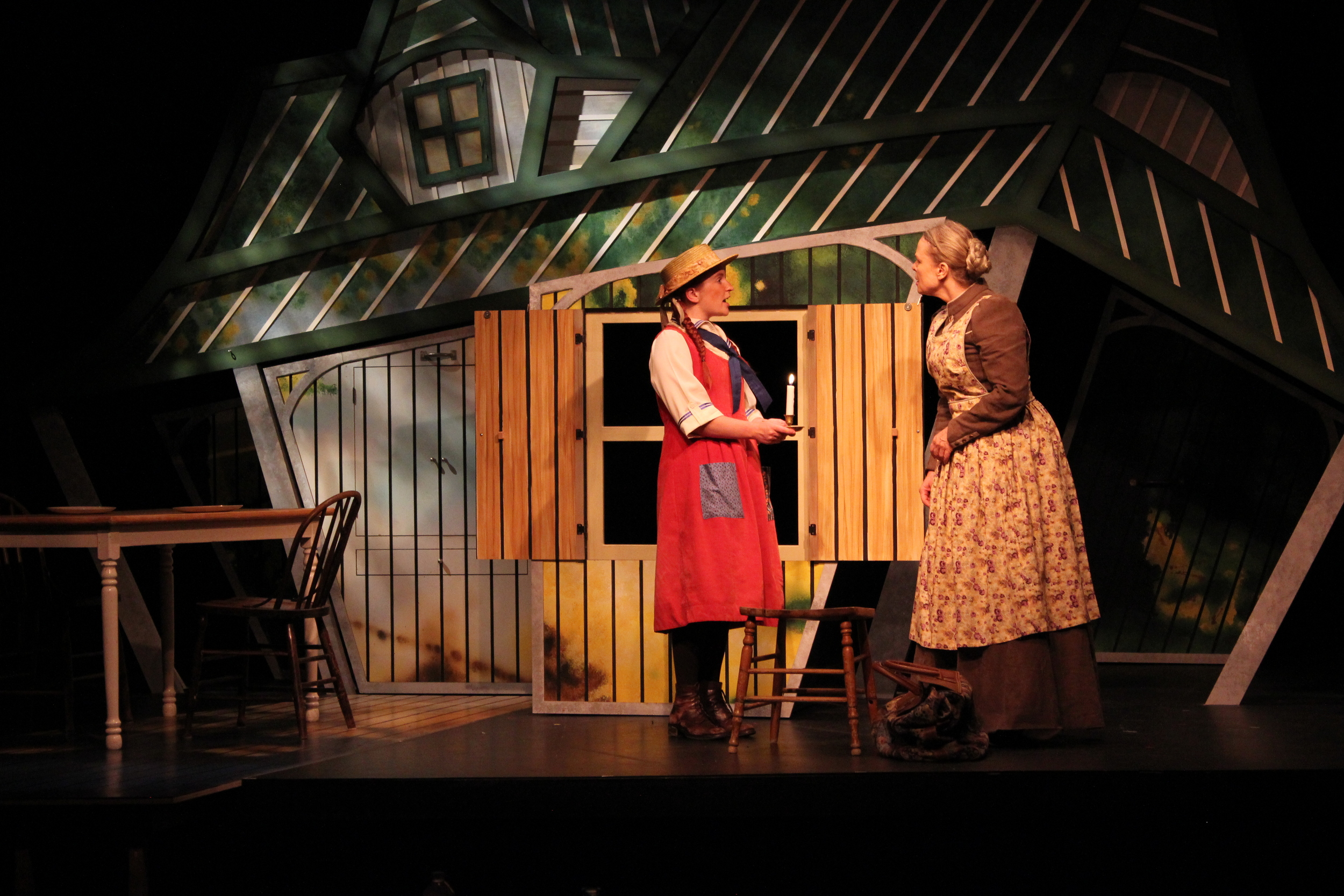 Anne of Green Gables - Rosebud Theatre