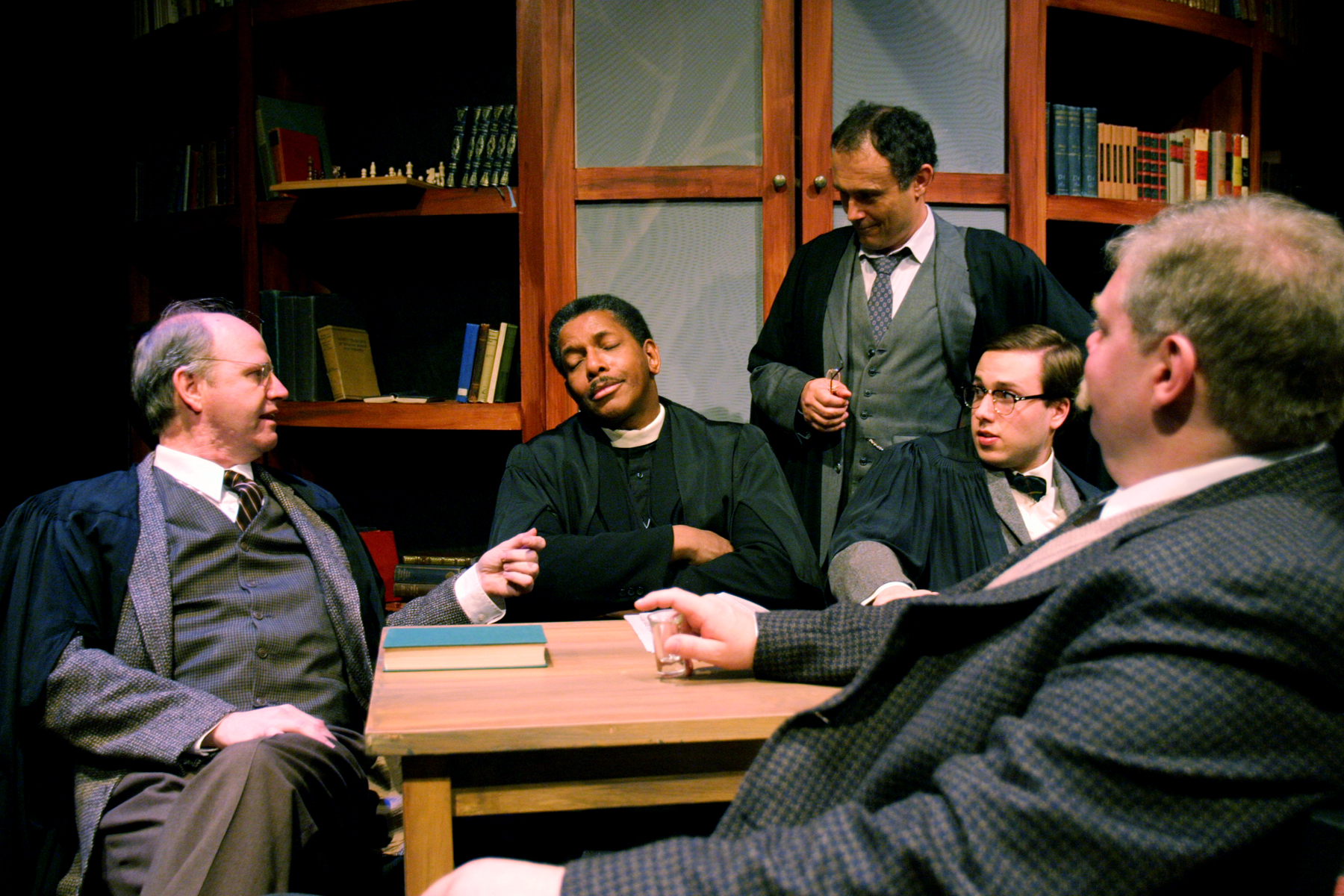 Shadowlands - Pacific Theatre