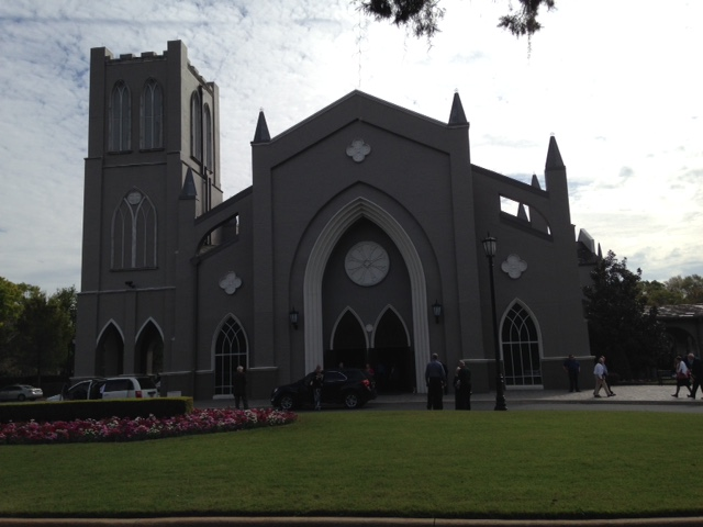 St. Andrews Chapel Sanford, FL Sunday morning after the conference ended