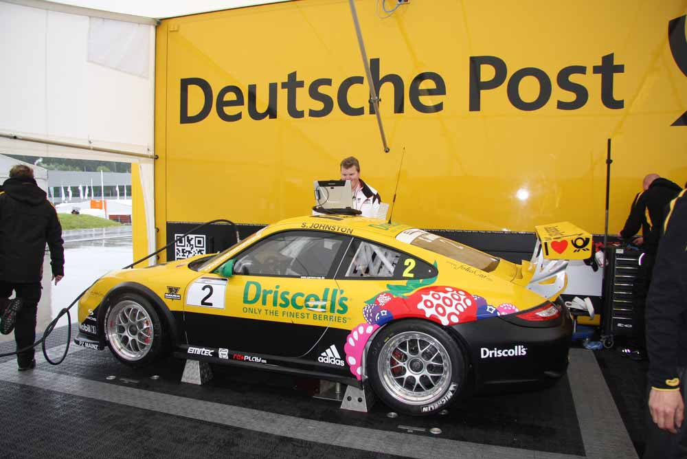 Courtesy  racecam.de