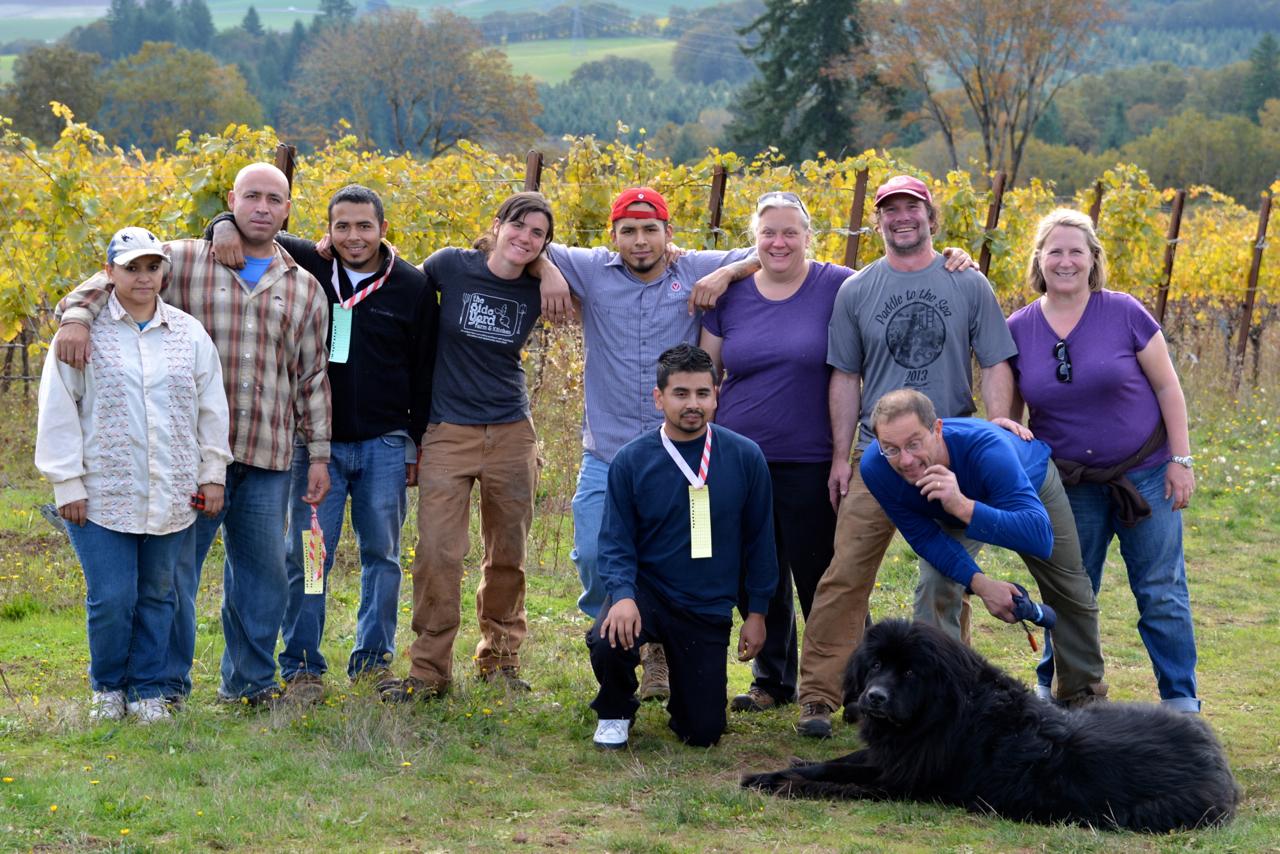 Westrey Harvest Crew 2013