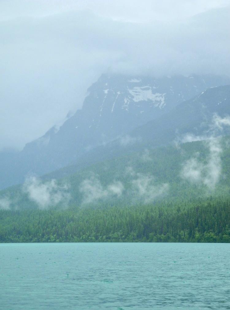 Bowman Lake // Glacier National Park // Montana