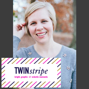 Katie from Twin Stripe // Photo: Sara Logan Photography