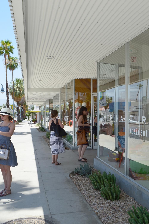 Palm Springs, California // Trina Turk