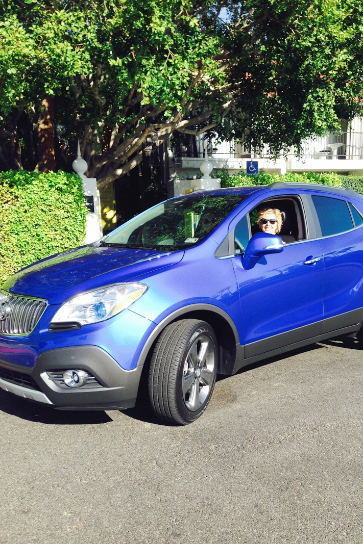 Palm Springs, California // Buick Encore at the Viceroy Hotel