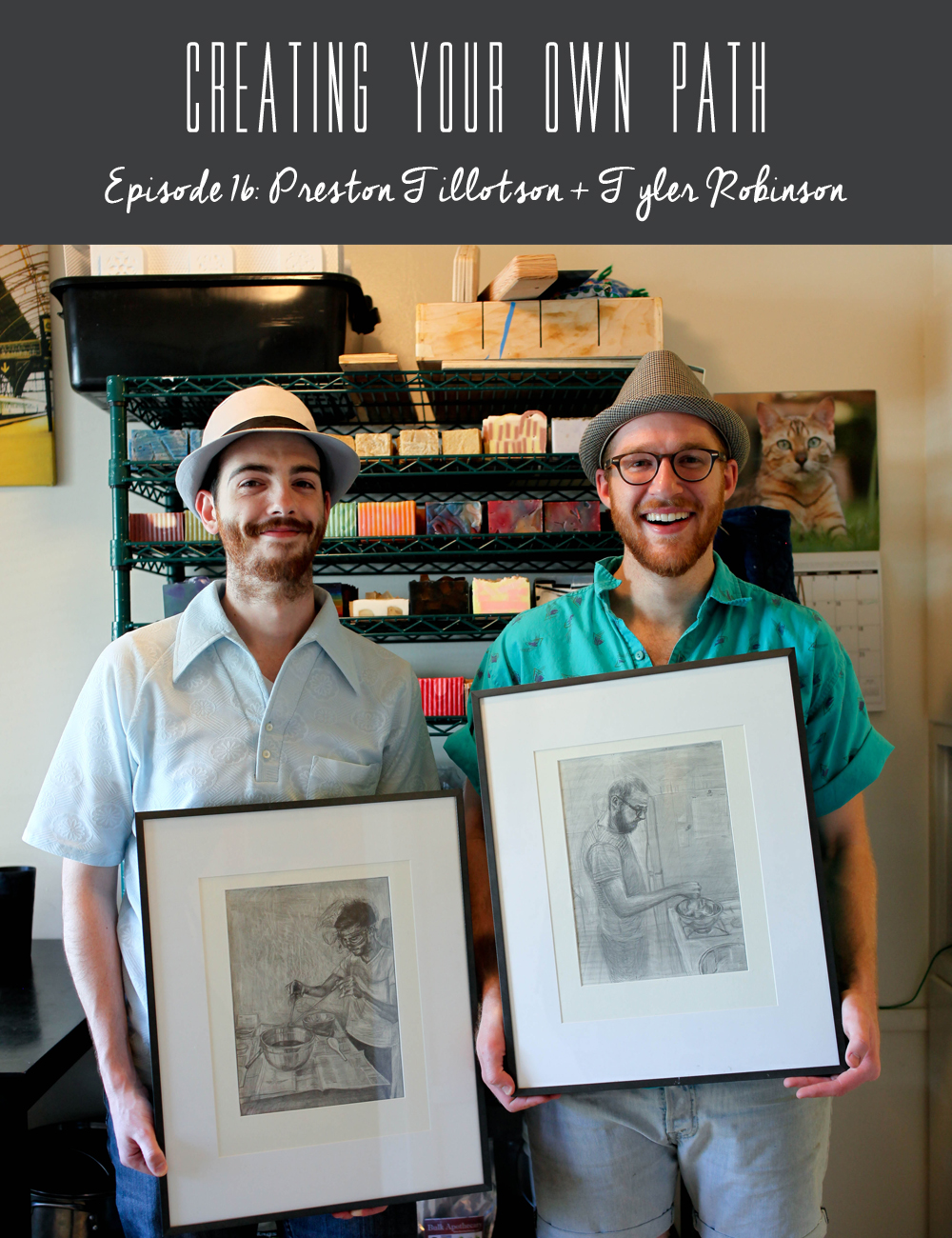 Preston Tillotson and Tyler Robinson of  Sudz by Studz .