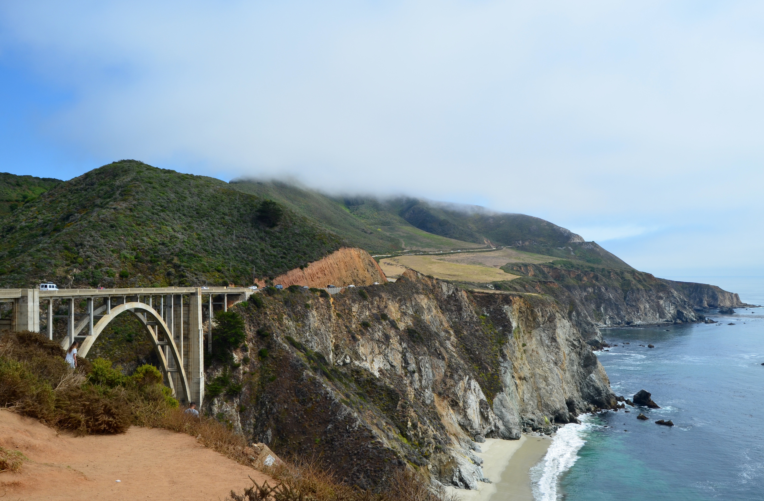 Big Sur Coastline // California