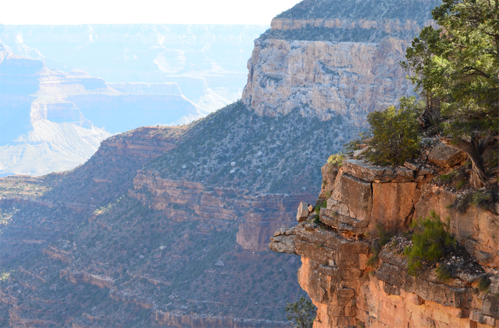 Bright Angel Trail // How to Spend Your Birthday Alone at the Grand Canyon in 31 Simple Steps