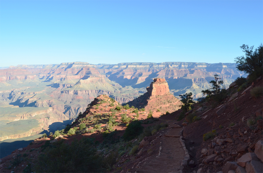 South Kaibab Trail // Grand Canyon National Park