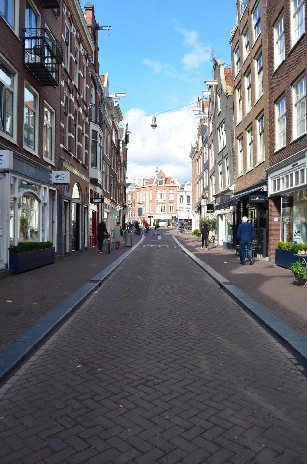 Amsterdam in spring