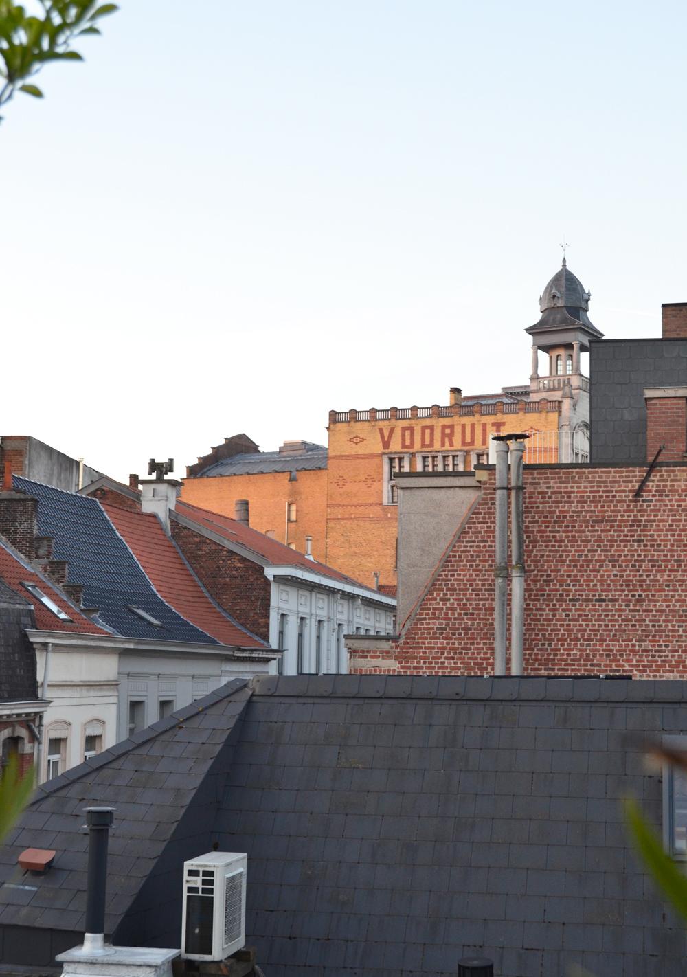 Ghent, Belgium // Airbnb