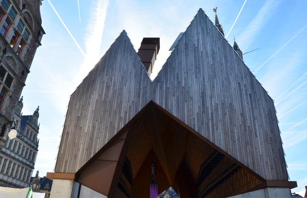 The Stadshal // Ghent, Belgium