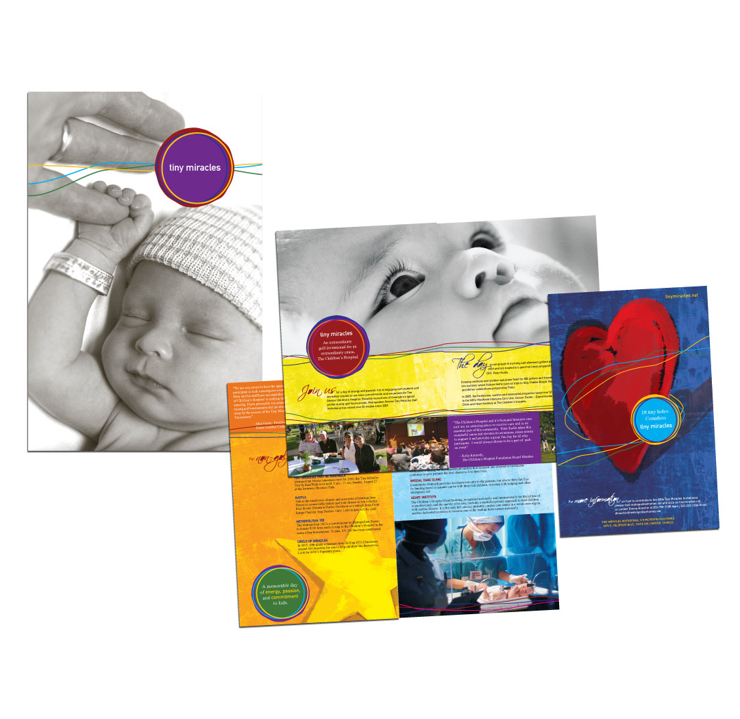 Tiny Miracles Brochure