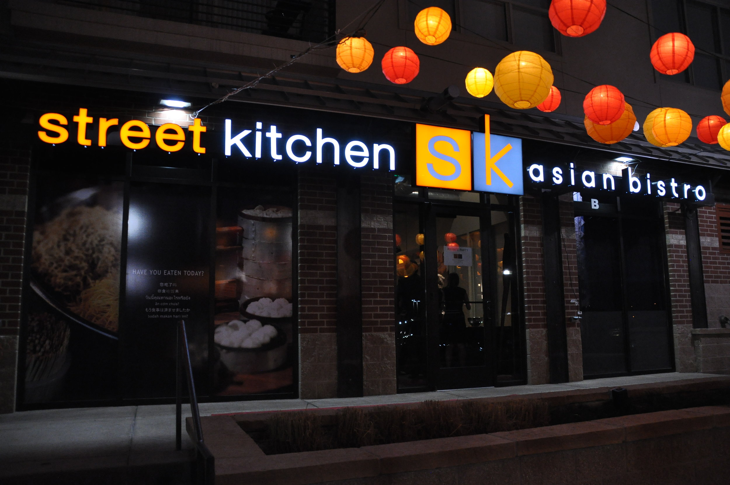 Street Kitchen Asian Bistro