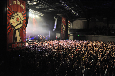 CLICK the image to watch footage from Jim Beam Homegrown 2013