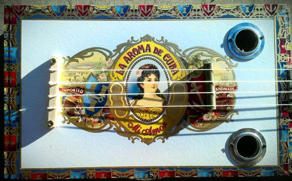 Cigar Box Ukelele