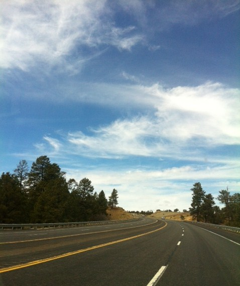 Leaving New Mexico, making our way to Colorado!