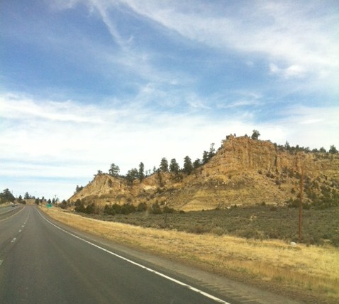 New Mexico sure is beautiful!