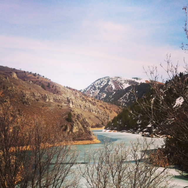 Causey Reservoir, Northern Utah. My most favorite place in the world; my ashes will be spread here!