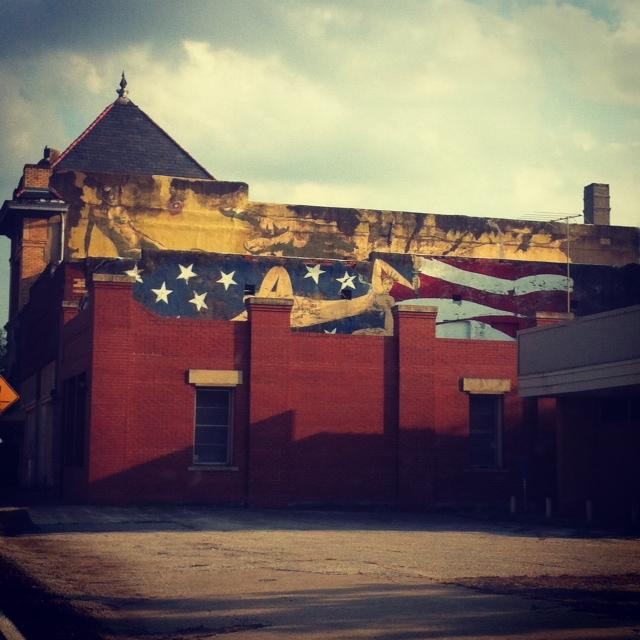Historic Pilot Point, TX.