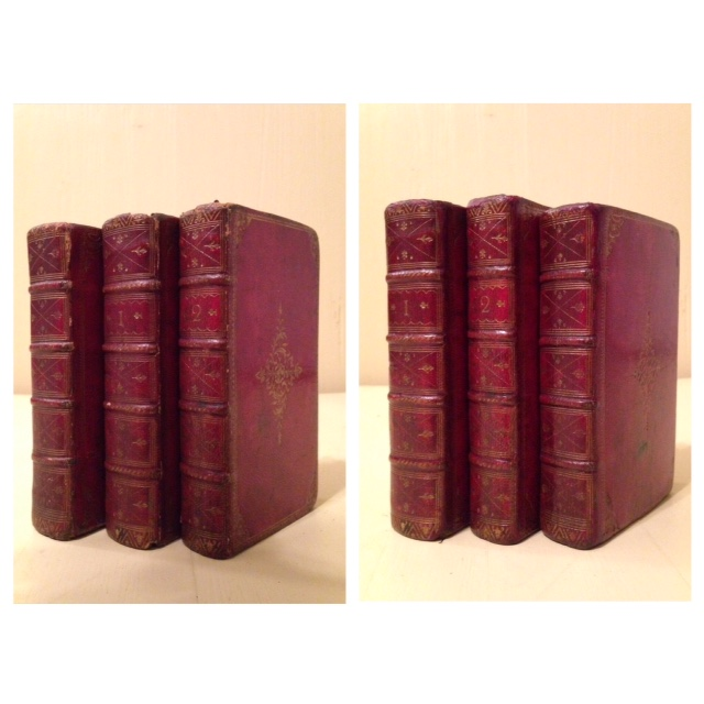 1774 Book of Common Prayer Set.JPG