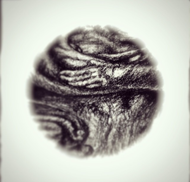 Process shot James shared on Instagram #revolutionexchange2015.