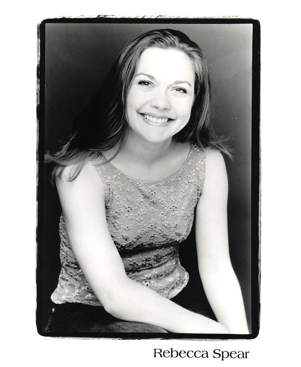 Rebecca Spear