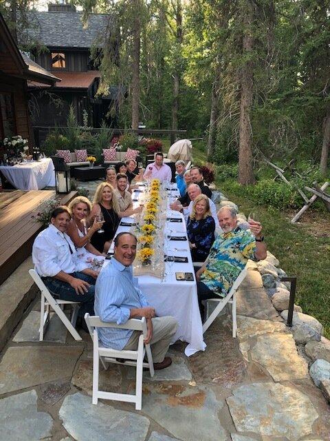 Private Vintner Dinner at Viking Creek